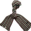 100% of Matsui knit Giken cashmere stripe mufflers