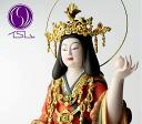 Lee S n laksmi restore multicoloured inbetween (newb language wipe きっしょうてん ) and Buddhist art