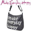 Make Everyday Happy LA BESACE ラ ブザスグレーデニム / silver