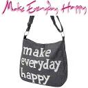 Make Everyday Happy LA BESACE ラ ブザスグレーデニム / silver