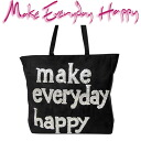Make Everyday Happy LE CABAS ル hippopotamus Thoth black / silver