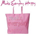 Make Everyday Happy LE CABAS ル hippopotamus Thoth pink
