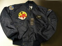 TEDMAN's Ted Mann TL2-070 Navy flight jacket tedman/TED COMPANY