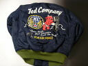 TEDMAN's todman flight jacket TMA-290 Navy / TED COMPANY