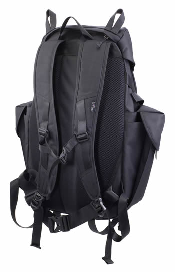 The Mohn creation BC-101 big cat backpack L black back