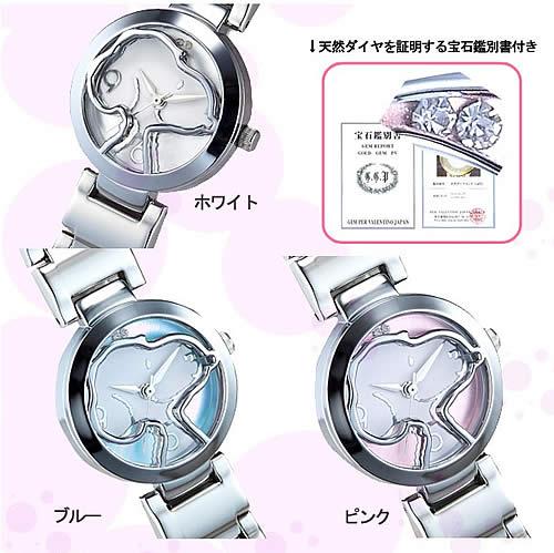 世界中で愛されているスーパーアイドル・スヌーピーから豪華な時計が登場。