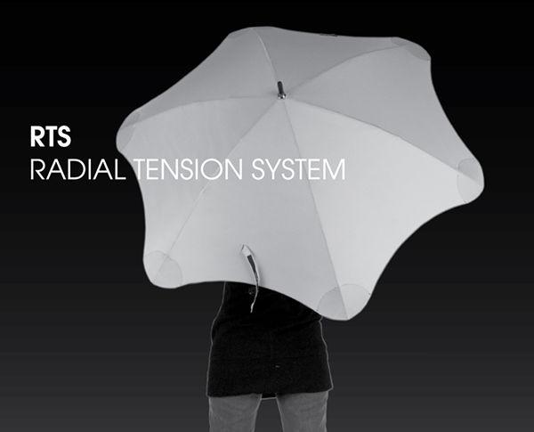 BLUNT (Brandt) RTS (Radial Tensioning System, emission tension system)