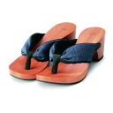 みずとりの clogs (clogs) SENSE humming kc-28 かぐらや / tatami binding navy, black