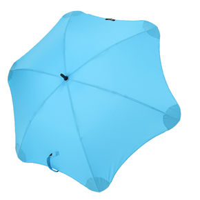 BLUNT LITE [Brandt light] storm hand difference umbrella (lightweight type) aqua blue