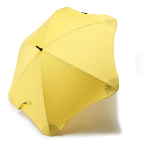 BLUNT LITE [Brandt light] storm hand difference umbrella (lightweight type) yellow