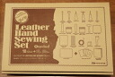 Leather hand sewing-S-leather hand sewing set standard-LEATHERHANDSEWINGS-hand sewing set - sewing set