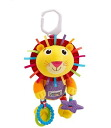 It is most suitable for LAMAZE Lamaze lion Logan lion outing toy cognitive education playground equipment present delivery celebration