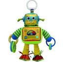 LAMAZE Lamaze educational toys Lamaze rusty-robot giveaway birth congratulations to perfect!