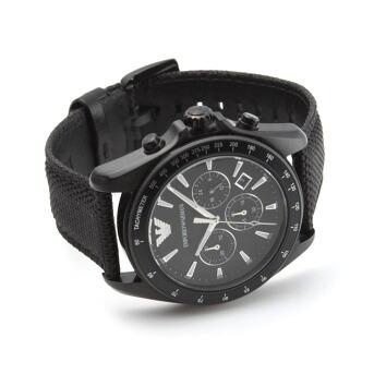 エンポリオ・アルマーニ EMPORIO ARMANI AR6131  クロノグラフ メンズ腕時計
