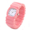 Time Will Tell タイムウィルテル ( タイムウイルテル ) watch Solid Colors Bangle breath Watch (middle size) Solid-PI-M