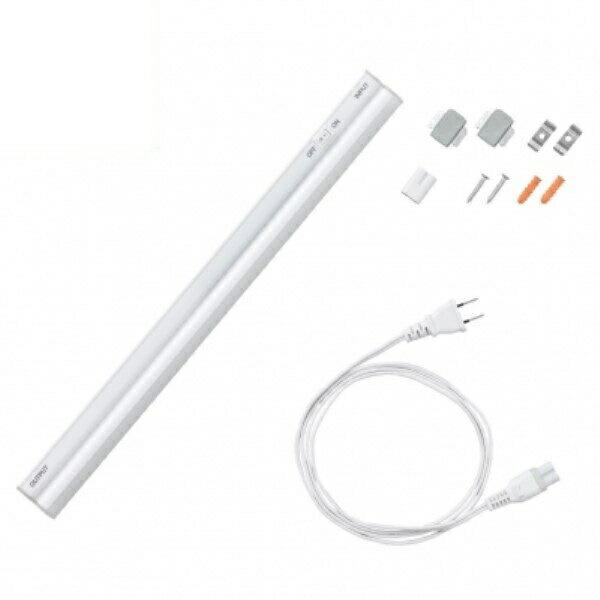 ヤザワ LEDスリムライト 昼白色 40cm ホワイト Y07SLL04N