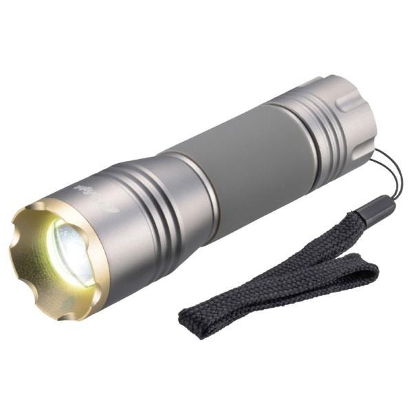 OHM LED防水ズームライト 220lm LED-K1504T-H