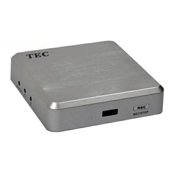 【期間限定ポイント2倍】【送料無料】テック 4K対応 ライトニングケーブルキャプチャー iPhone/iPad録画対応キャプチャー TEZRECLN