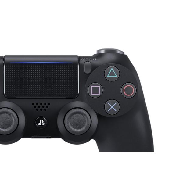 【送料無料】SIE PS4専用ワイヤレスコントローラー DUALSHOCK 4 ジェット・ブラック CUH-ZCT2J