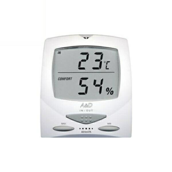 A&D/エー・アンド・デイ 温湿度計 AD-5647A