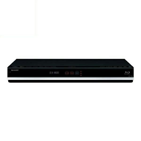 【送料無料】シャープ AQUOS ブルーレイディスクレコーダー 1TB トリプルチューナー BD-T1800