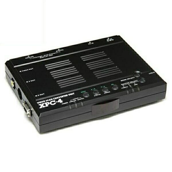 【72時間限定ポイント5倍】【送料無料】マイコンソフト フルデジタル・ビデオスキャンコンバーター・ユニット XPC-4 N DP3913546