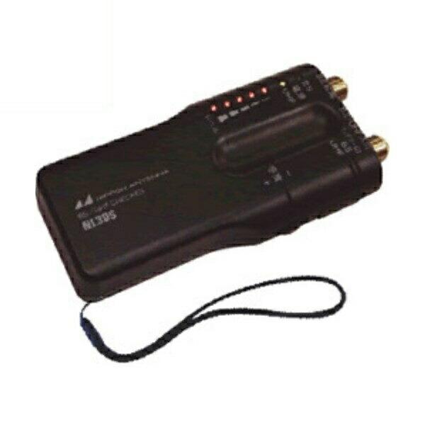 【期間限定ポイント5倍】日本アンテナ 簡易BS/UHFチェッカー NL30S