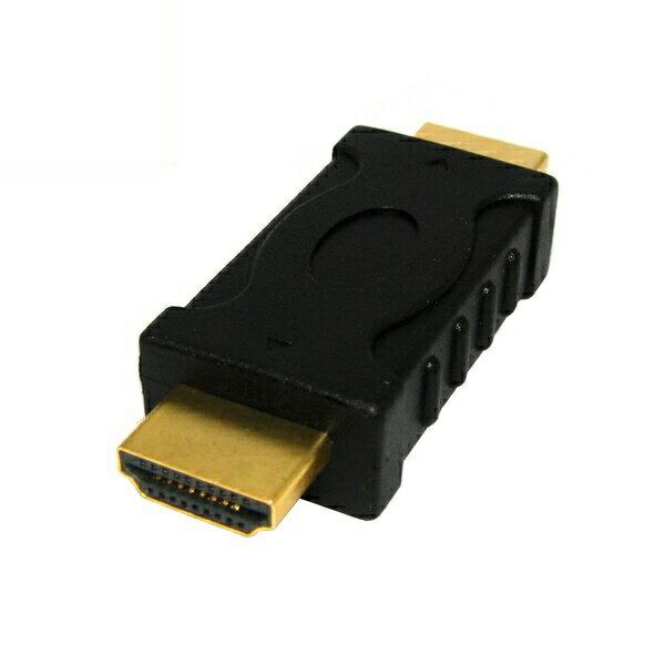 【期間限定ポイント5倍】【返品保証】HDMI中継プラグ オス-オス HDMI変換アダプタ VAD-PHD