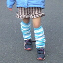 Hip hop cute leg warmers