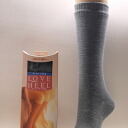 Lady's love heel high sox (socks)