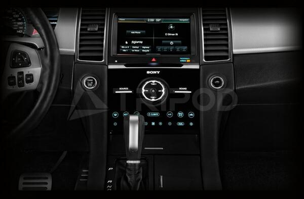 【CRUX | VIMFD-95】 2011y〜マイフォードタッチ車両用テレビキャンセラー