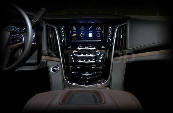 【CRUX | VIMGM-94M】 2013y〜GM車 MYLink/CUEシステム搭載車両用テレビキャンセラー