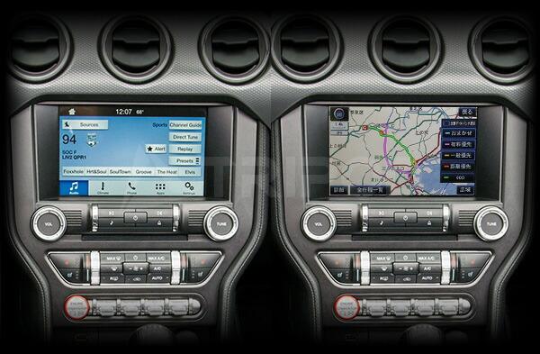 Mustang・Explorer・F150(SYNC3専用)『Panasonic CN-Z500D専用』 AVインターフェース