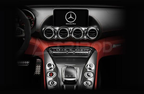 Mercedes-Benz/メルセデス・ベンツ 専用 TVキャンセラー