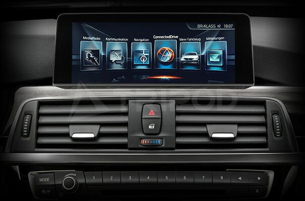 【IFJ | BMW TYPE-GX】F30/20/48 AVインターフェイス