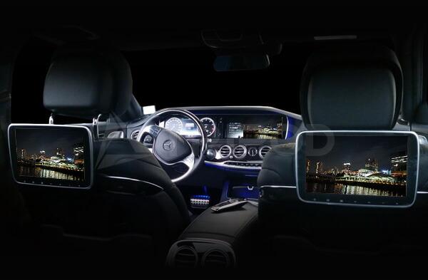 Mercedes Benz Sクラス・Cクラス 対応リヤモニター映像出力インターフェース