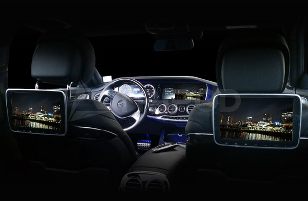 Mercedes Benz S���饹��C���饹 �б�����˥���������ϥ����ե�����