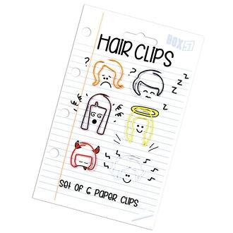 髮型造形 | 迴紋針 | Paladone