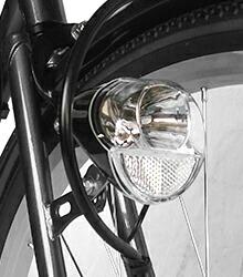 高齢者にも安心LEDオートライト