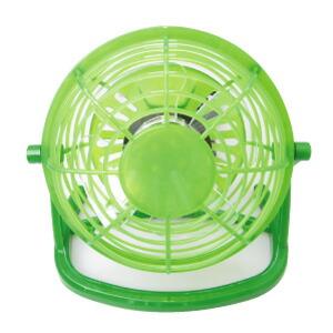 扇風機グリーン