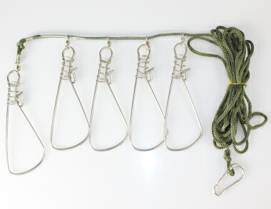 ストリンガーロープ