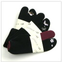 ★ 50% ★ embroidery socks tabi one size fits all, tip of the day embroidered cherry, butterfly and gourd fs3gm 1 1万 yen or more 1