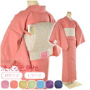 GL[Women-Kimono] Japanese Traditional Readymade Washable Wear gKimonoh/ M.L[Designed In Japan]  fs04gm