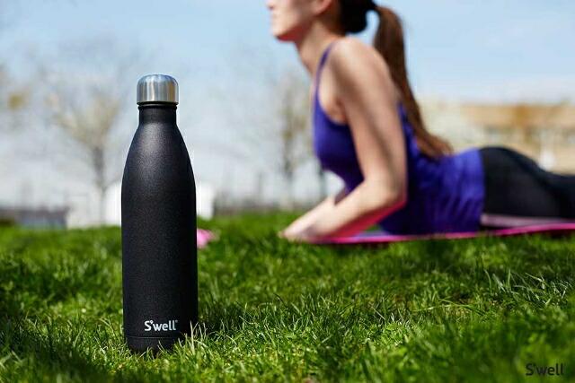 水筒500ml 二重構造 保温12時間 保冷24時間 おしゃれ 水筒 swell bottle スウェル ステンレスボトル 最安値