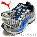 PUMA( Puma) コンプリートイターナワイド Puma silver / black / blue aster / white [shoes, sneakers shoes]