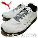 PUMA Puma farce300 CVS white / black [shoes, sneakers shoes]