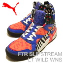 PUMA (PUMA) FTR SLIPSTREAM LT WILD WNS (future slip stream wild women) フローピーチ [shoes & Sneakers Shoes]