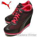 PUMA( puma )Madeira Winter( Madeira winter) black [shoes, in heel sneakers shoes]