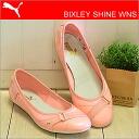 PUMA (PUMA) BIXLEY SHINE WNS (Biskra shine women's) Pastel pink [shoes, pumps sneakers flat shoes]