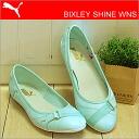 PUMA (PUMA) BIXLEY SHINE WNS (Biskra shine women's) blue light [shoes, pumps sneakers flat shoes]